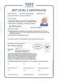 diplom penetrant Joanna