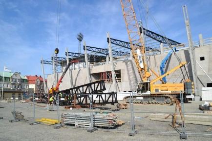 Helsingborg Arena Olympia projekt